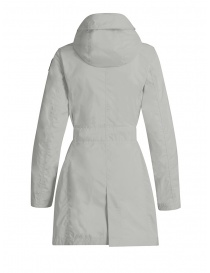 Parajumpers Avery white waterproof long jacket price
