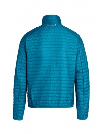 Parajumpers Roger thin peacock-colored down jacket price