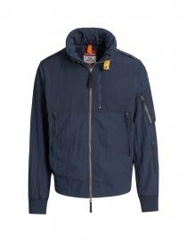Parajumpers Naos giacca blu navy con cappuccio PMJCKTP01 NAOS NAVY order online