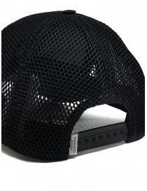Golden Goose berretto da baseball nero con retina cappelli prezzo