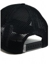 Golden Goose black baseball cap with net price G36MA596.A1 BLK/WHT EMB. shop online