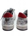 Golden Goose Ball Star white red sneaker price G36MS592.A56 WHT-RED NAB.STAR shop online