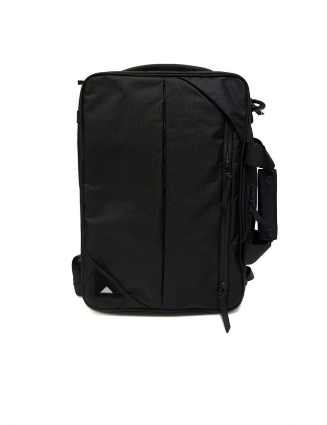 Nunc NN009010 Expand 3 Way borsa-zaino nera NN009010 EXPAND BLACK borse online shopping