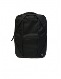 Bags online: Nunc NN002010 Rectangle black backpack