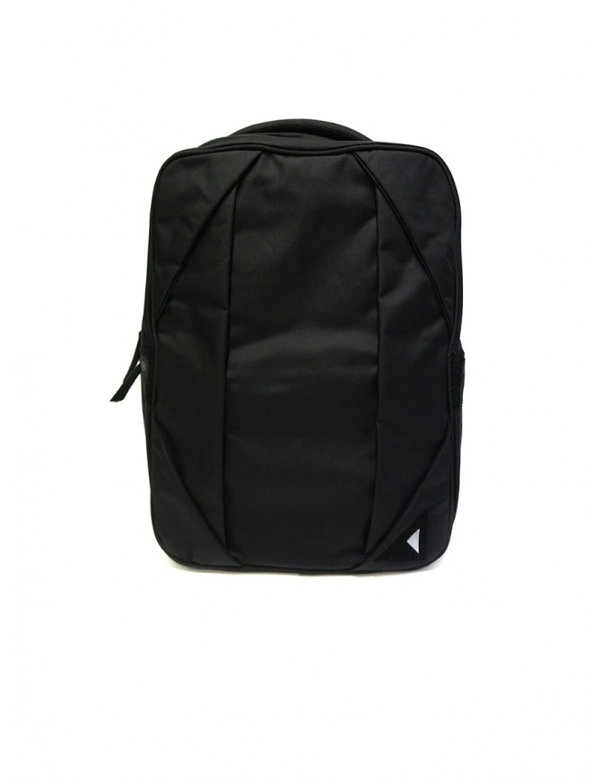 Nunc NN002010 Rectangle zaino nero NN002010 RECTANGLE BLACK borse online shopping