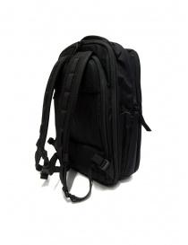 Nunc NN002010 Rectangle black backpack bags buy online