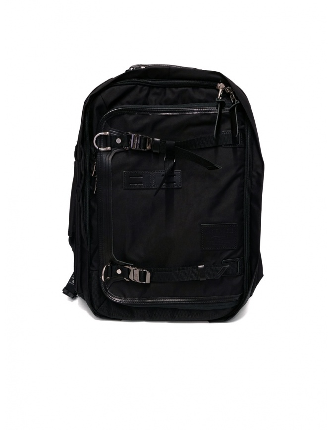 Master-Piece Potential ver. 2 black backpack 01752-v2 POTENTIAL BLACK bags online shopping