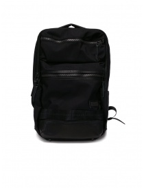 Bags online: Master-Piece Rise black backpack