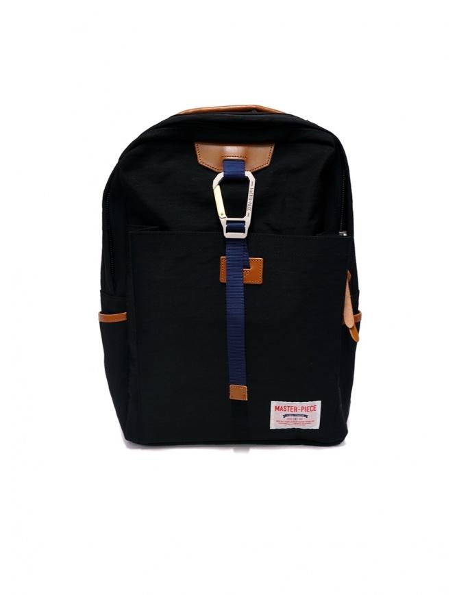 Master-Piece Link black backpack 02340 LINK BLACK bags online shopping
