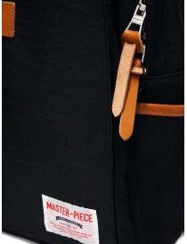 Master-Piece Link black backpack bags price