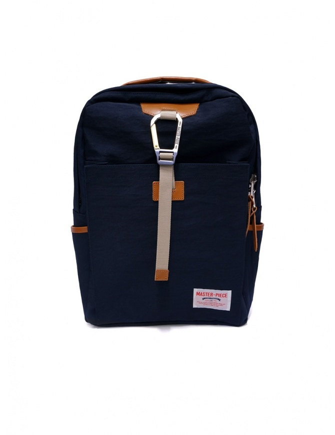 Master-Piece Link navy blue backpack 02340 LINK NAVY bags online shopping