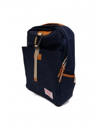 Master-Piece Link navy blue backpack