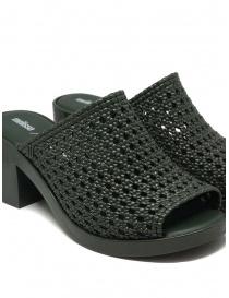 Melissa Mule II + Jason Wu sandali intrecciati verdi calzature donna acquista online