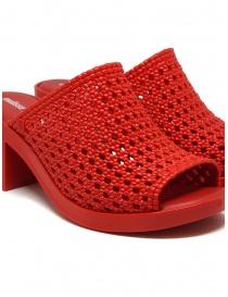 Melissa Mule II + Jason Wu braided sandals womens shoes buy online