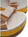 Melissa Papete Platform + Rider pink and yellow sandals price RIDER PLAT. 32901 50839 YELLOW shop online