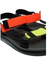 Melissa Papete + Rider black and fluo sandals RIDER 32537 53644 FLUO buy online