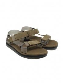 Womens shoes online: Melissa Papete + Rider sandalo beige