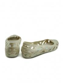 Melissa + Jason Wu glitter beige braided ballet flats price