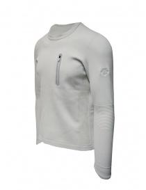 Descente Fusionknit Capsule white sweatshirt