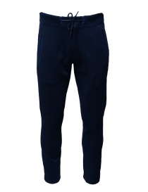 Mens trousers online: Descente Fusionknit Cloud blue pants