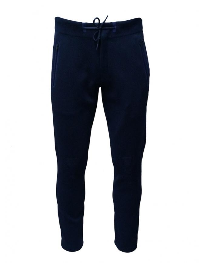 Descente Fusionknit Cloud blue pants DAMOGD05 NVGR mens trousers online shopping