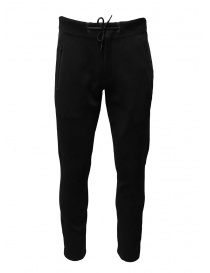 Mens trousers online: Descente Fusionknit Cloud black pants