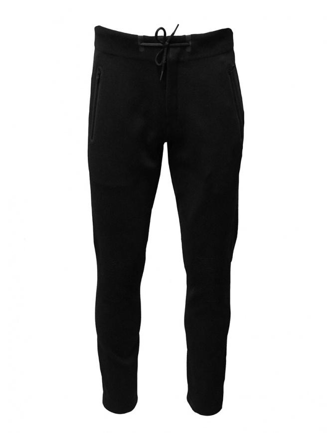 Descente Fusionknit Cloud pantaloni neri DAMOGD05 BK pantaloni uomo online shopping