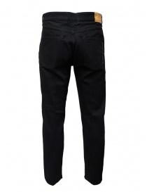 Golden Goose jeans nero con la piega prezzo