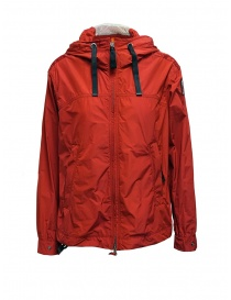 Parajumpers Goldie giacca a vento rossa scontati online