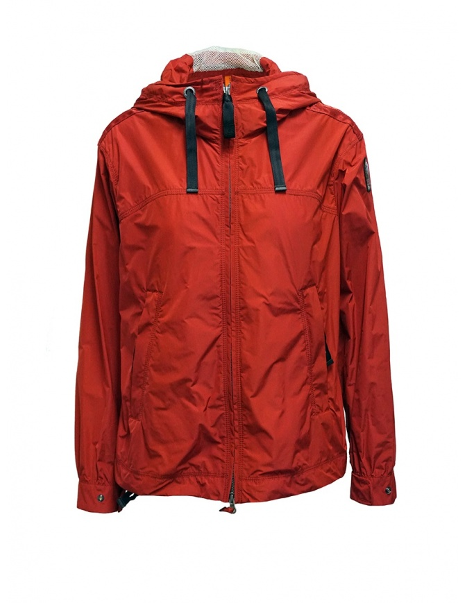 Parajumpers Goldie red windbreaker PWJCKFS31 GOLDIE RED womens jackets online shopping