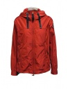 Parajumpers Goldie red windbreaker buy online PWJCKFS31 GOLDIE RED