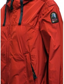Parajumpers Goldie red windbreaker womens jackets buy online