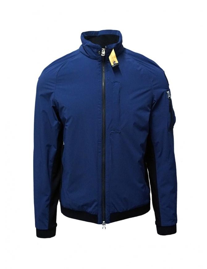 Parajumpers Hagi Interstallar blue and black bomber PMJCKLT01 HAGI INTERSTELLAR mens jackets online shopping