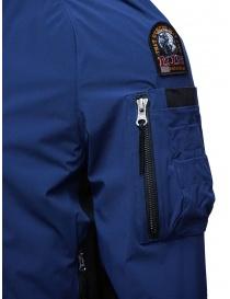 Parajumpers Hagi Interstallar blue and black bomber mens jackets buy online