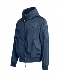 Parajumpers Gobi Used blue bomber jacket buy online