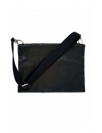 D.D.P. black leather briefcase with pocket price