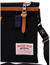 Master-Piece Link borsa a tracolla nera prezzo