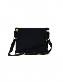 Master-Piece Link navy blue shoulder bag