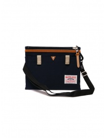 Master-Piece Link borsa a tracolla blu navy online