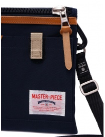 Master-Piece Link borsa a tracolla blu navy prezzo