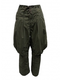 Kapital cargo pants laces behind the knees online