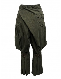 Kapital cargo pants laces behind the knees price