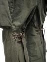 Kapital cargo pants laces behind the knees K1909LP048 KHAKI buy online