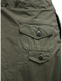 Kapital cargo pants laces behind the knees womens trousers price
