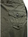 Kapital cargo pants laces behind the knees price K1909LP048 KHAKI shop online