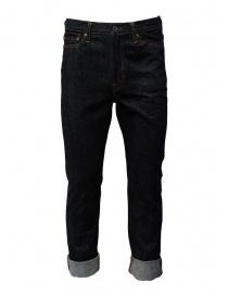 Kapital jeans 5 tasche blu scuro online