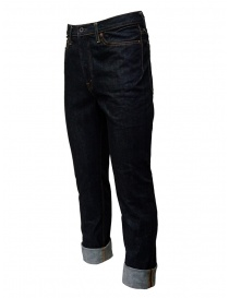 Kapital jeans 5 tasche blu scuro