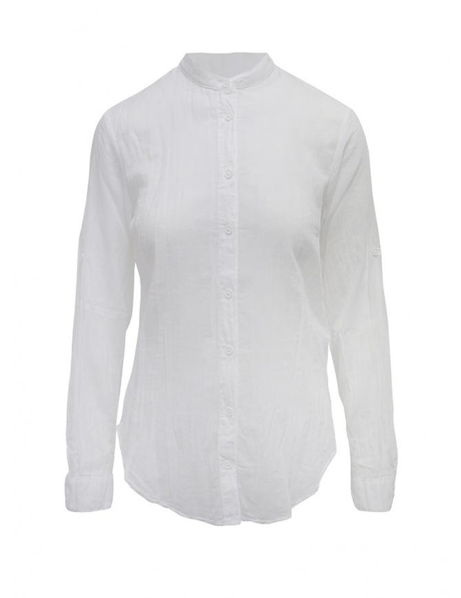 European Culture camicia coreana maniche lunghe bianca 6570 7504 1101 camicie donna online shopping