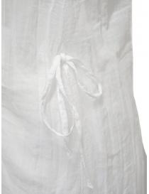 European Culture white sleeveless cotton dress price