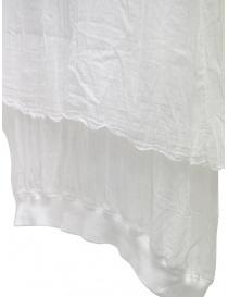 European Culture abito bianco smanicato in cotone abiti donna acquista online